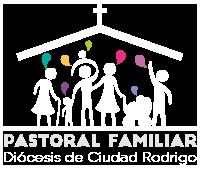 Pastoral Familiar de la Diócesis de Ciudad Rodrigo Logo